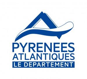 logo conseil départemental 64