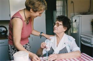Rejoindre l'ADMR aide à domicile