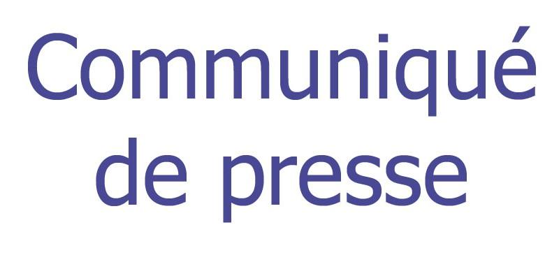 Communiqué de presse ADDMR service aux familles